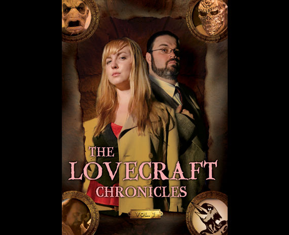 The LoveCraft Chronicles Volume #1